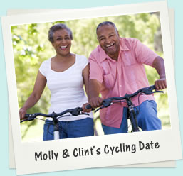 Over 50 Cycling Date